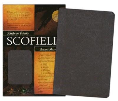 RVR 1960 Biblia de Estudio Scofield Tamano Personal