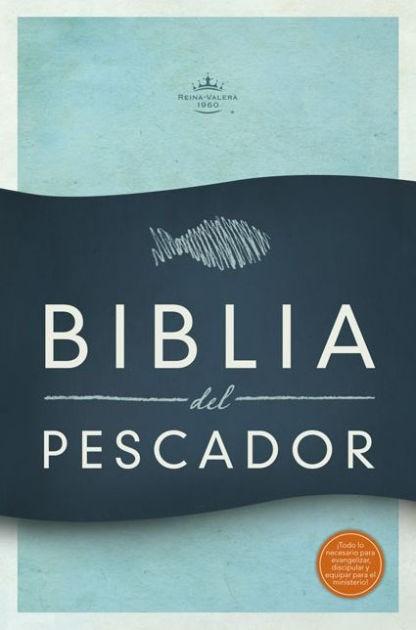 RVR 1960 Biblia del Pescador, tapa dura (Hard Cover)