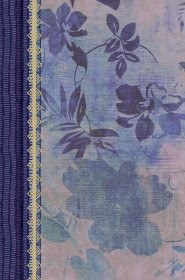RVR 1960 Biblia de Estudio para Mujeres, azul floreado tela (Hard Cover)