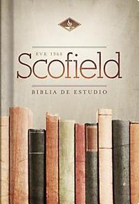 RVR 1960 Biblia de Estudio Scofield, verde oscuro/castaño sí