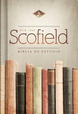 RVR 1960 Biblia de Estudio Scofield, tapa dura con índice (Hard Cover)