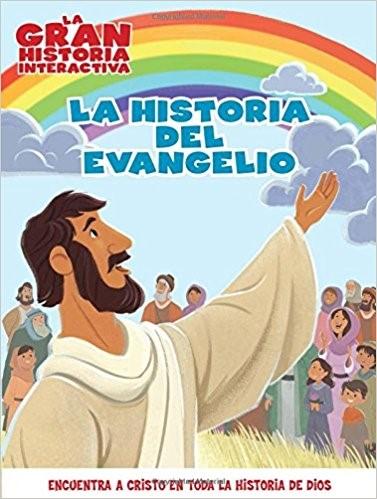 La Historia del evangelio (Paperback)