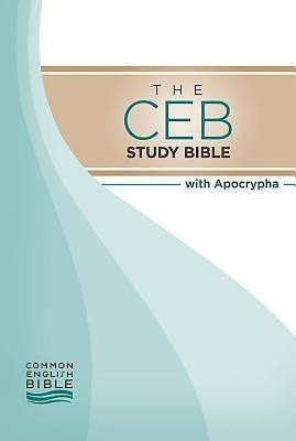 CEB Study Bible with Apocrypha (Hard Cover)