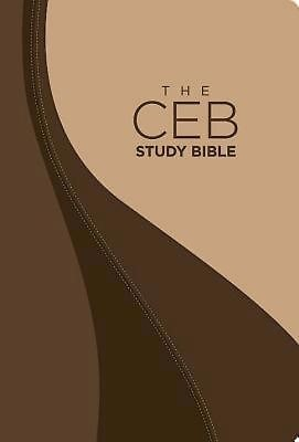 CEB Study Bible, DecoTone (Imitation Leather)