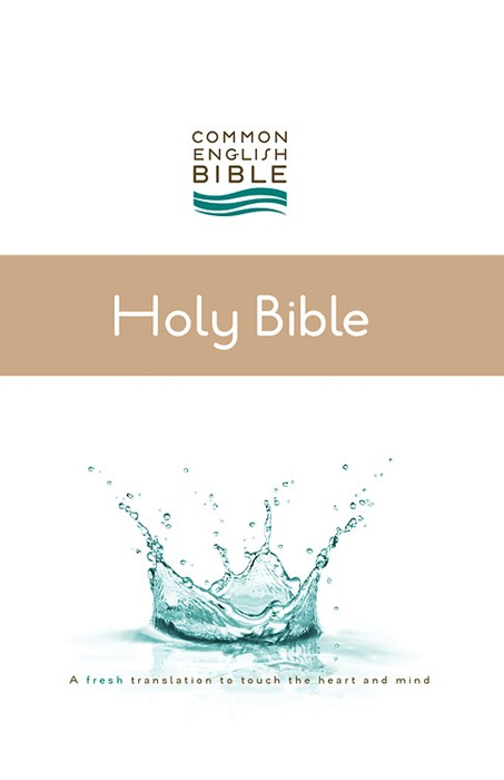 CEB Common English Thinline Bible, Hardcover