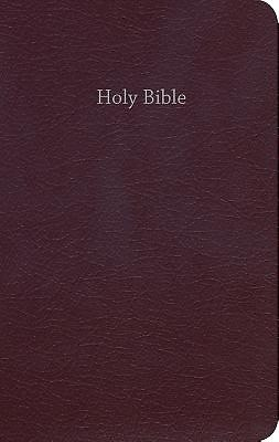 CEB Common English Bible Gift & Award Burgundy Red Letter Ed