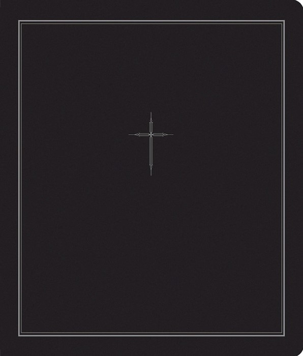 CEB Wide-Margin Classic Onyx Bible (Hard Cover)