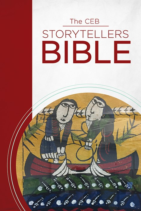 The CEB Storytellers Bible (Hard Cover)