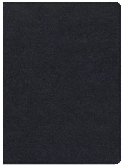 CSB Worldview Study Bible, Navy LeatherTouch (Imitation Leather)