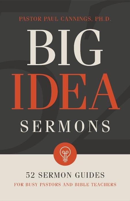 Big Idea Sermons (Paperback)