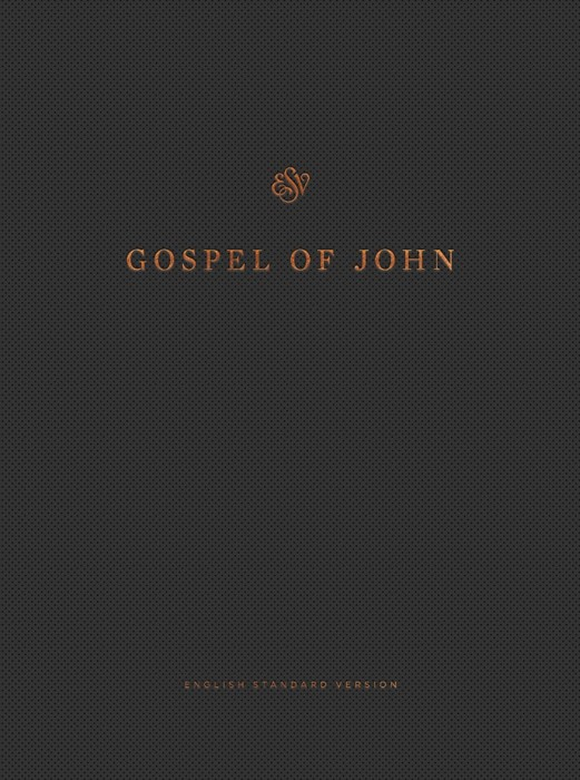 ESV Gospel of John, Reader's Edition (Paperback)
