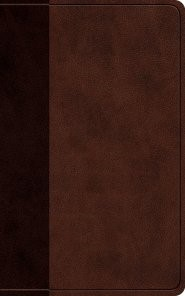 ESV Vest Pocket New Testament with Psalms and Proverbs (Leather Binding)