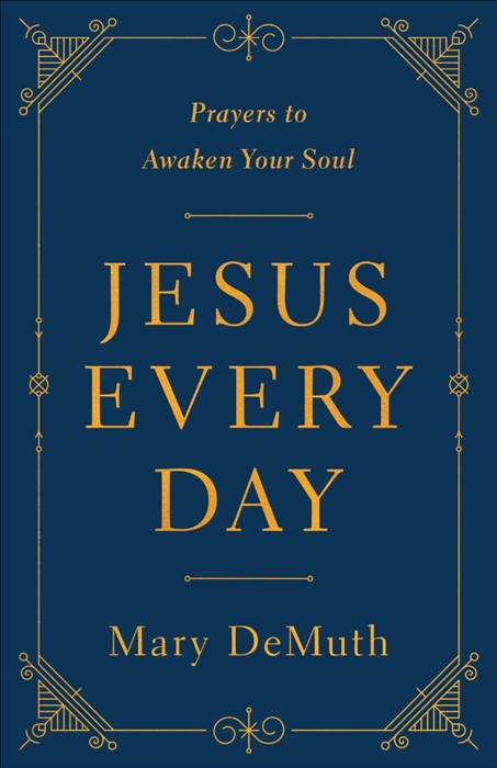 Jesus Every Day (Paperback)