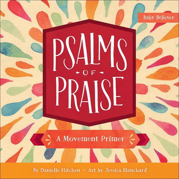 Psalms of Praise (Board Book)