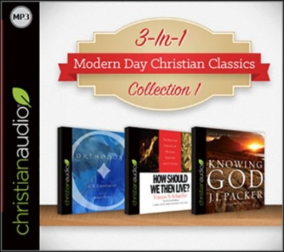 Modern Day Christian Classics Collection 1 (3 in 1) (CD- Audio)
