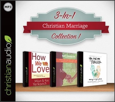 Christian Marriage Collection 1 (3 in 1) (CD- Audio)