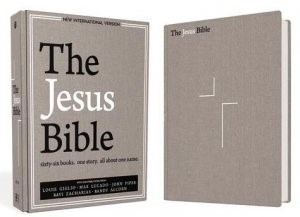 NIV Jesus Bible (Hard Cover)