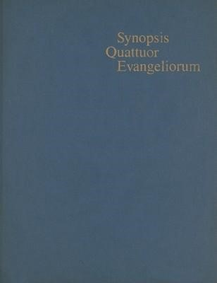Ancient Greek Synopsis Of The Four Gospels (Hard Cover)