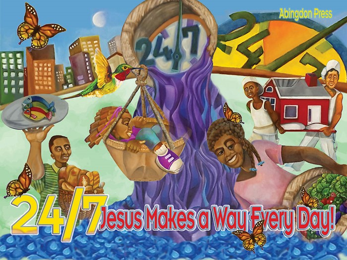 VBS 2018 24/7 Decorating/Publicity Poster Pack (Poster)