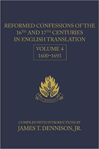 Reformed Confessions Of The 16th & 17th Centuries (Hard Cover)