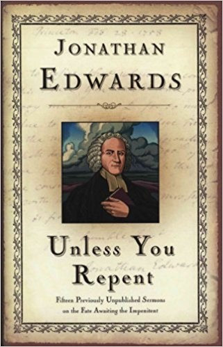 Unless You Repent (Hard Cover)