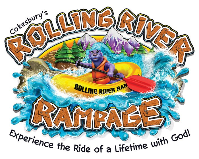 VBS 2018 Rolling River Rampage Bible Story Poster Pak (Poster)