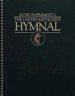 The United Methodist Hymnal Music Supplement II Forest Green (Spiral Bound)