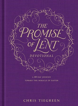 The Promise of Lent Devotional (Hard Cover)
