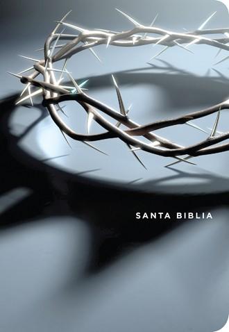 Santa Biblia NTV, Edición compacta letra grande, Rey