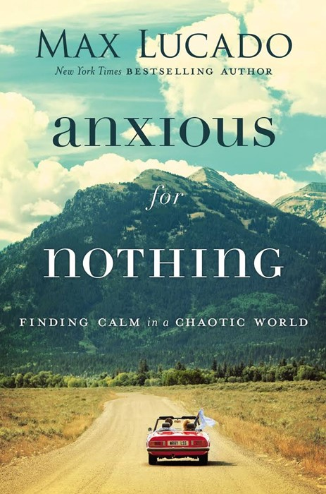 Anxious For Nothing (Paper Back)