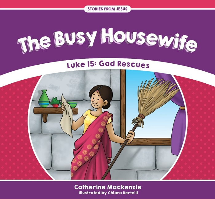 The Busy Housewife (Paper Back)