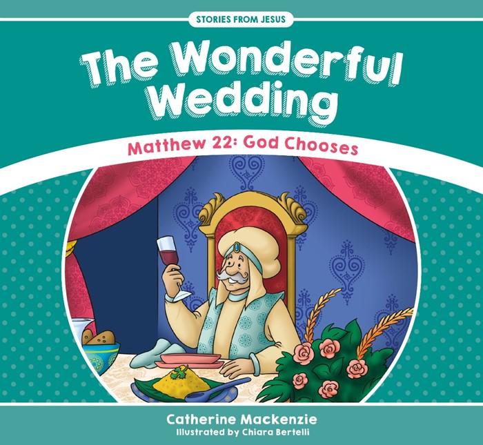 The Wonderful Wedding (Paper Back)