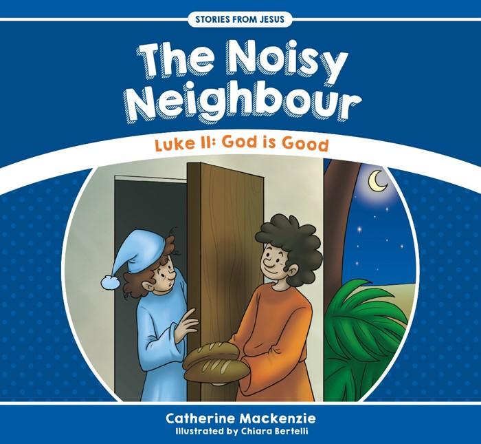 The Noisy Neighbour (Paperback)