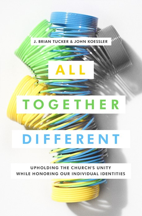 All Together Different (Paperback)