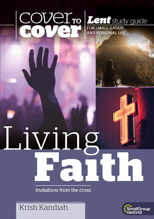 Cover to Cover Lent: Living Faith (Paper Back)