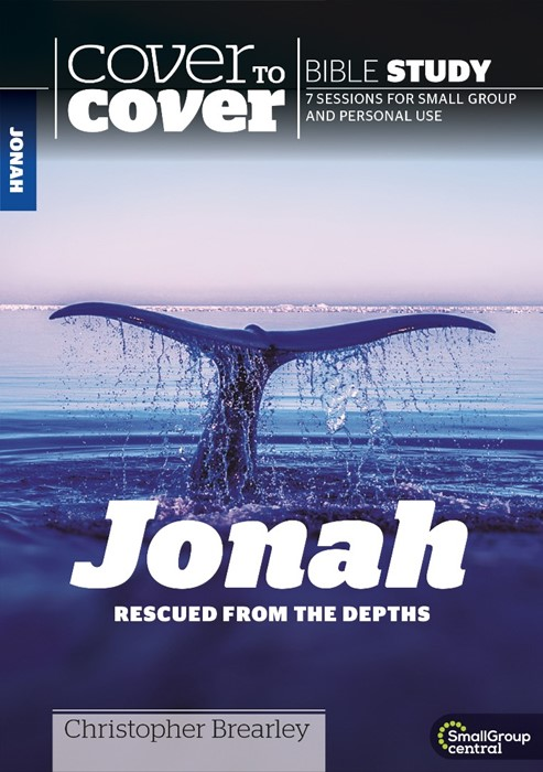 Cover to Cover Bible Study: Jonah (Paperback)