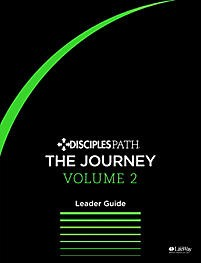 Disciples Path: The Journey Leader Guide Volume 2 (Paper Back)
