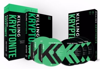 Killing Kryptonite (Mixed Media Product)