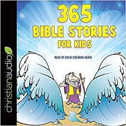 365 Bible Stories For Kids (CD- Audio)