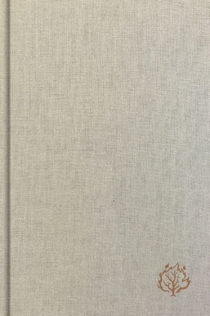 I Am Bible, Natural Cloth Over Board, Indexed (Hard Cover)