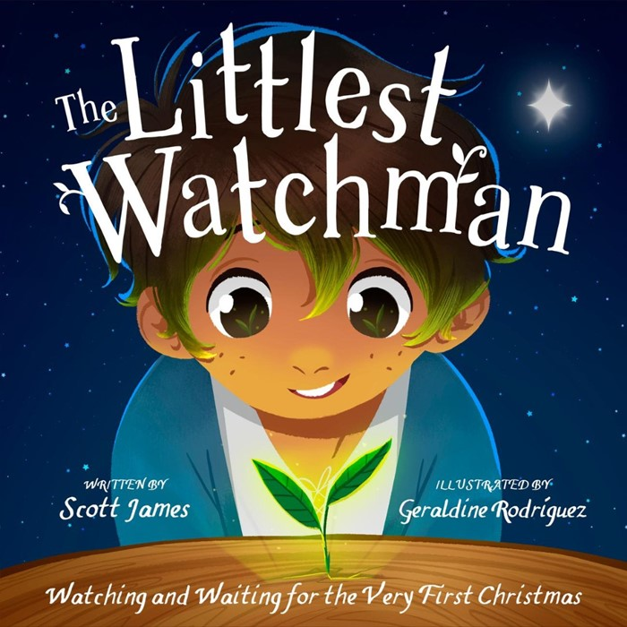 The Littlest Watchman (Hard Cover)