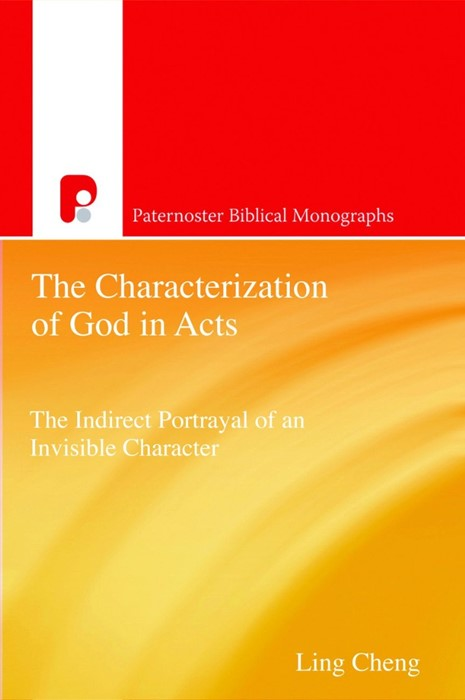 The Characterization Of God In Acts (Paperback)