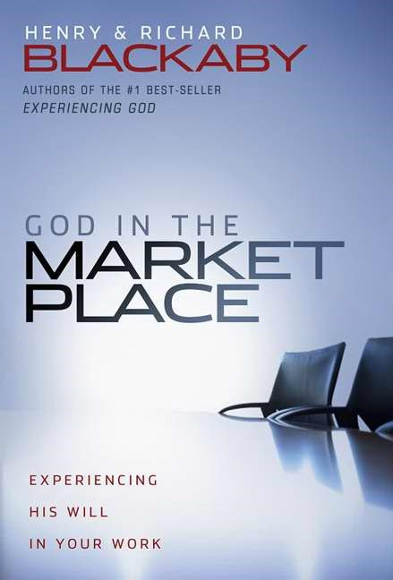 God In The Marketplace (Hard Cover)