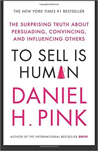 To Sell Is Human (Paperback)