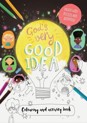 God's Very Good Idea - Colouring and Activity Book (Paperback)