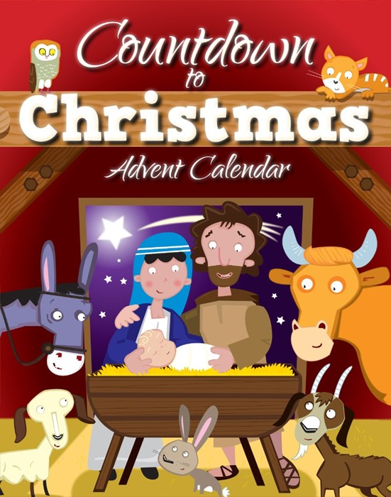 Countdown To Christmas (Novelty Book)