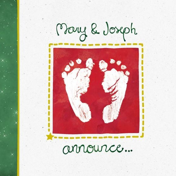 Christmas Tract: Birth Announcement (Paperback)