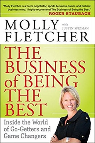 Business of Being the Best (Hard Cover)