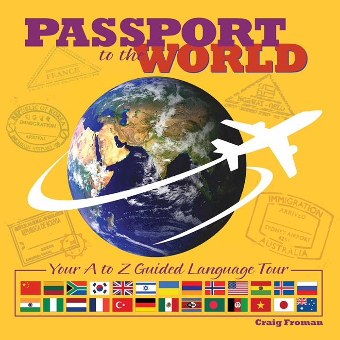Passport To The World (Hard Cover)