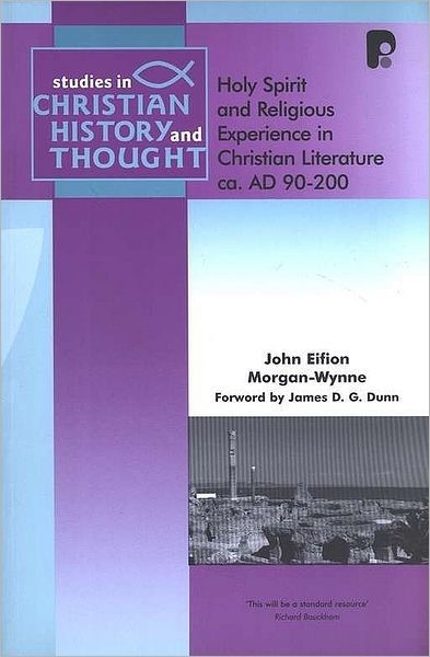 Holy Spirit And Religious Experience In Christian Writings (Paperback)
